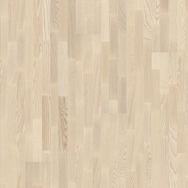 Паркетная доска Upofloor ЯСЕНЬ NATURE WHITE OILED 3S